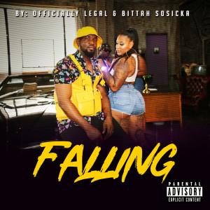 Album Falling (Explicit) from BITTAH SOSICKA