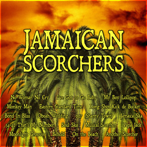 Album Jamaican Scorchers from Byron Lee