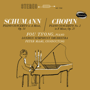 Album Schumann: Piano Concerto; Chopin: Piano Concerto No. 2 (The Peter Maag Edition - Volume 18) from Peter Maag