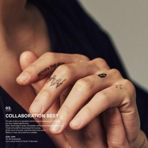 อัลบัม SKY-HI's THE BEST -COLLABORATION BEST- ศิลปิน Sky-Hi
