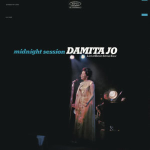 Album Midnight Session (Live at Basin Street East) from Damita Jo