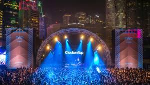 Clockenflap音樂節2018之十一選
