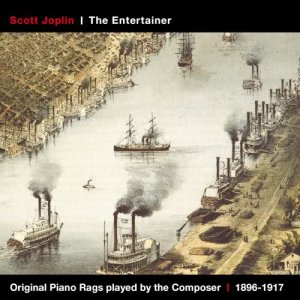 Album Scott Joplin's Original Rags Played by the Composer (1896-1917) from Scott Joplin