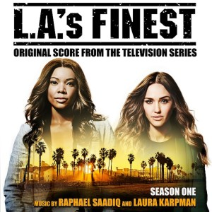 Album L.A.'s Finest: Season One (Original Score from the Television Series) from Raphael Saadiq