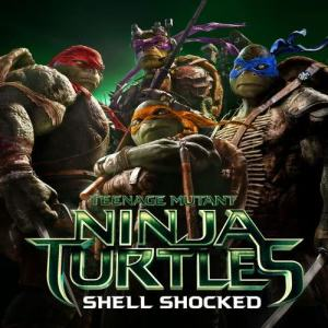 """Listen to Shell Shocked (feat. Kill The Noise & Madsonik) [From """"Teenage Mutant Ninja Turtles""""] song with lyrics from Wiz Khalifa"""