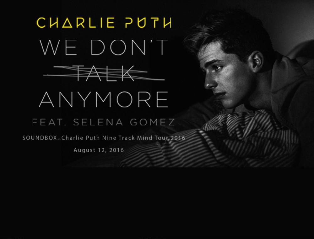ลุ้นรับบัตรคอนเสิร์ต Charlie Puth ที่นี่!