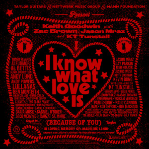Jason Mraz的專輯I Know What Love Is (Because of You)