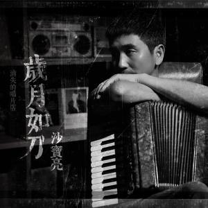 沙寶亮的專輯《消失的唱片店》之歲月如刀