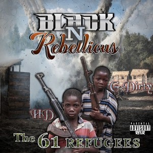 Album The 61 Refugees from G-Dirty