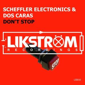 Album Don't Stop from Scheffler Electronics