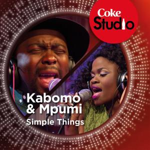 Album Simple Things (Coke Studio South Africa: Season 1) from Kabomo
