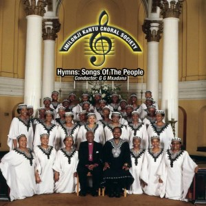 Album Songs of the People from Imilonjikantu Choral Society