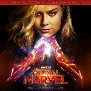 Pinar Toprak的專輯Captain Marvel