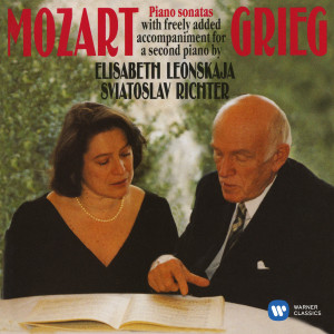Elisabeth Leonskaja的專輯Mozart, Grieg: Piano Sonatas