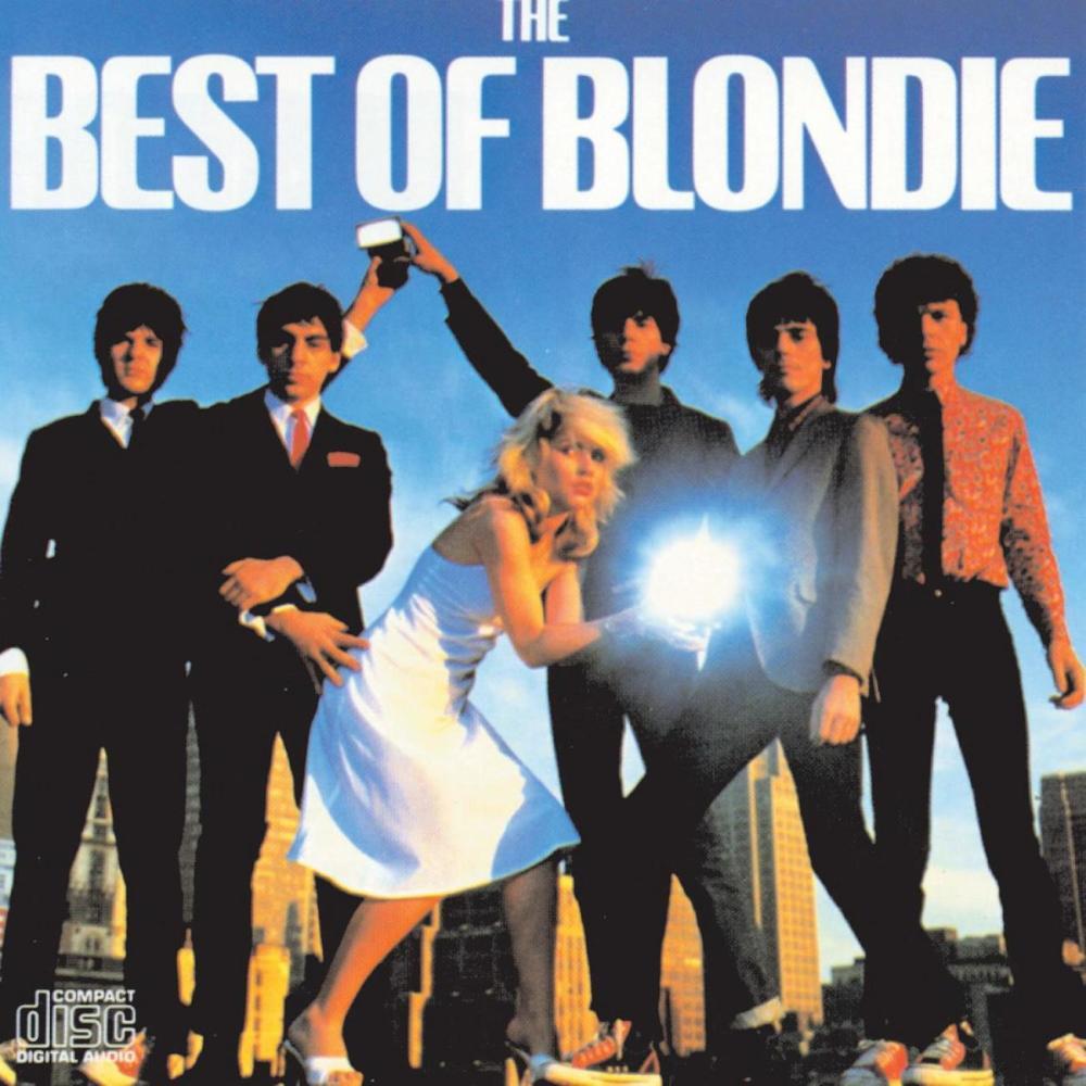 In The Flesh 1983 Blondie