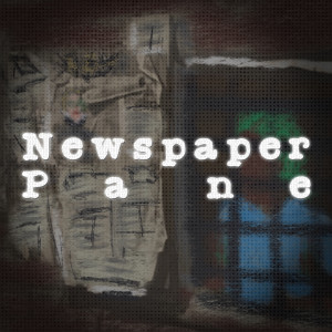 Album Newspaper Pane from Elvis Costello