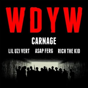 Album WDYW (Explicit) from Carnage