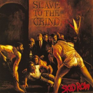 Album Slave to the Grind from Skid Row
