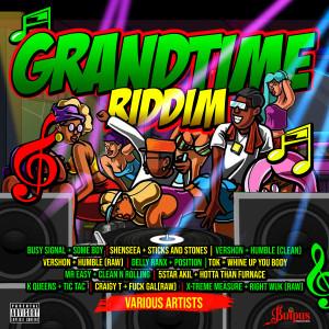 Album Grandtime Riddim from Various Artists