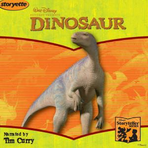 Album Dinosaur from Tim Curry
