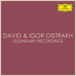 Album David & Igor Oistrakh - Legendary Recordings from Igor Oistrakh