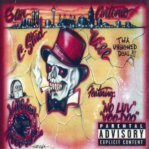 Album Tha Unsigned Deal from C-stud Vill