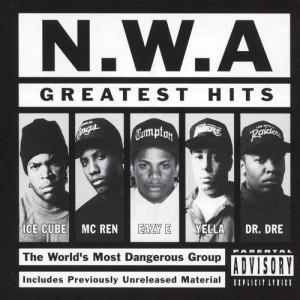 NWA的專輯Greatest Hits