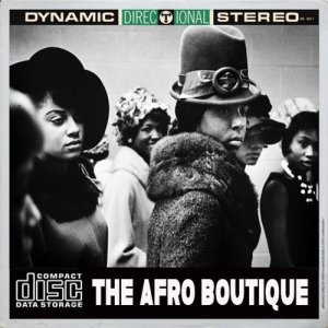 Album The Afro Boutique from Various Artists