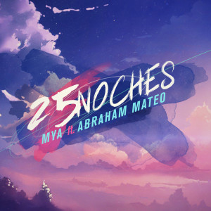 Album 25 NOCHES from Abraham Mateo