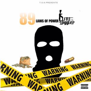 Album 89 Laws of Power from Kurt Diggler