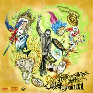 Album Manusia 3D: Sintaro [Sirkus Dunia] from Tabib Qiu