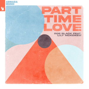 Album Part-Time Love from Rob Black