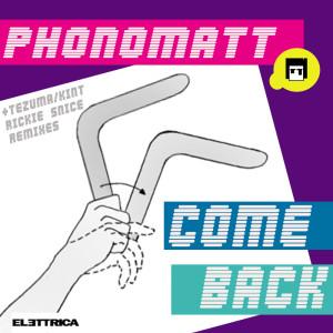 Album Come Back - EP from Phonomatt
