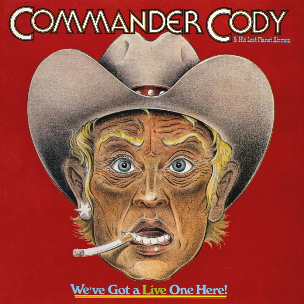 Back to Tennessee (Live) 1996 Commander Cody & His Lost Planet Airmen