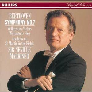 Album Beethoven: Symphony No.7; Wellington's Victory from Academy of St Martin-in-the-Fields Chorus