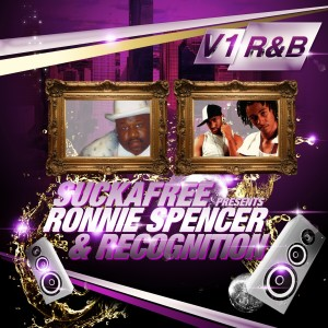 Album V1 R&B from Ronnie Spencer