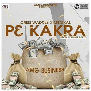 Album Pɛ Kakra (Explicit) from Criss Waddle