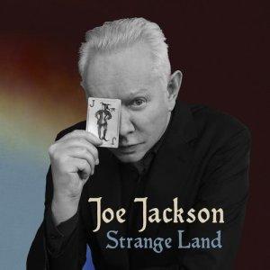 Album Strange Land from Joe Jackson