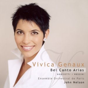 Album Bel Canto Arias from Ensemble Orchestral de Paris