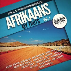 Album Afrikaans my Trots, Vol. 1 from Jacques Botha