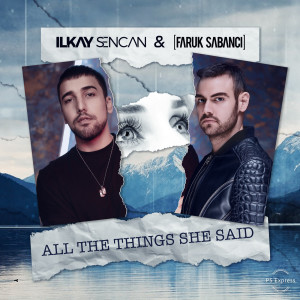 Album All The Things She Said from Ilkay Sencan