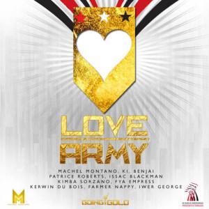 Album Love Army from Benjai