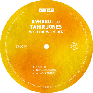 Album I Wish You Were Here from KVRVBO