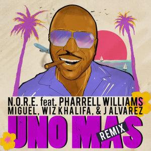 N.O.R.E.的專輯Uno Más