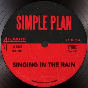 Album Singing In The Rain from Simple Plan
