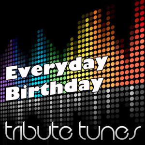 Perfect Pitch的專輯Everyday Birthday (Tribute to Swizz Beatz)