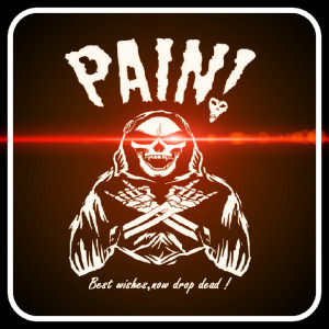 Album Best Wishes, Now Drop Dead! from Pain!
