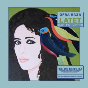 Album Latet from Ofra Haza