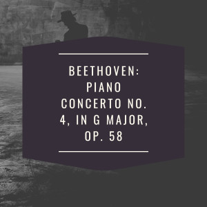 Album Beethoven: Piano Concerto No. 4, in G Major, Op. 58 from New York Philharmonic