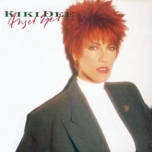 Album Angel Eyes from Kiki Dee
